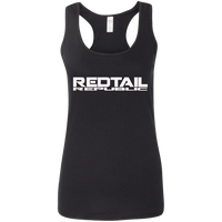Redtail Republic  Ladies' Florida Hooks Softstyle Racerback Tank
