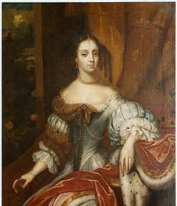 PRINCESS CATHERINE OF BRAGANZA