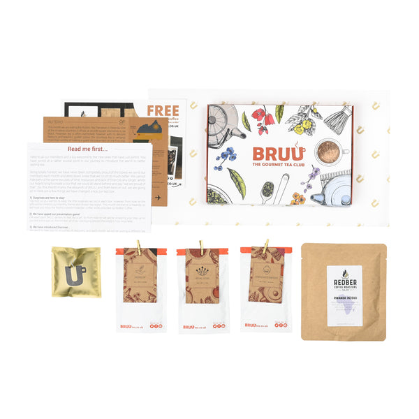 BRUU 12 Month Tea Club
