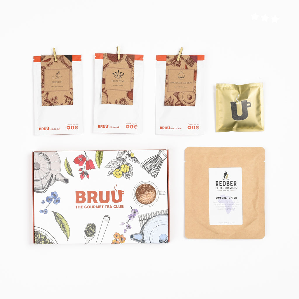 BRUU 3 Month Tea Club