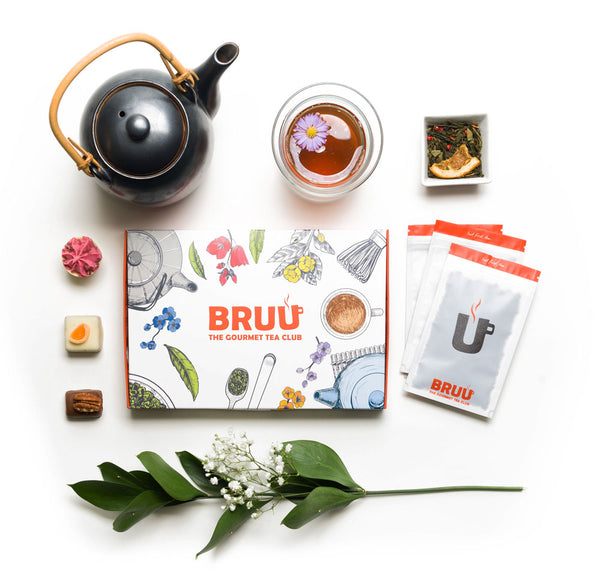 3 Month Tea Club Subscription (Voucher)