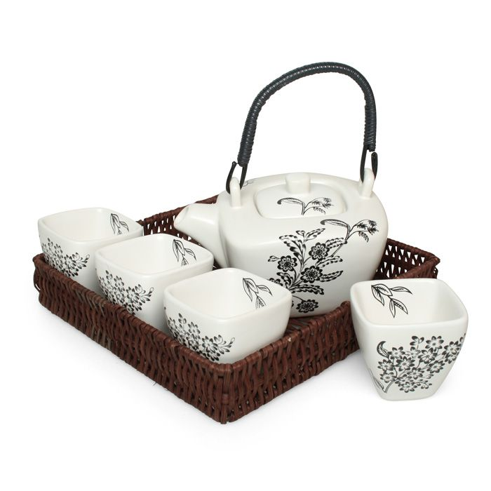 Yukita Tea Set