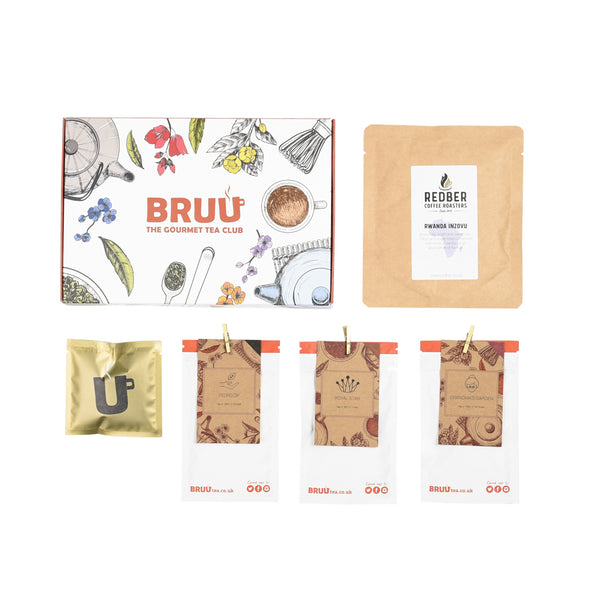 BRUU 6 Month Tea Club