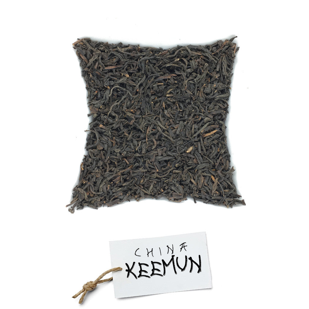 BRUU - The Gourmet Subscription Tea Club - China Keemun -