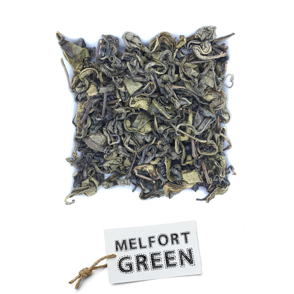 BRUU - The Gourmet Subscription Tea Club - Melfort Green -
