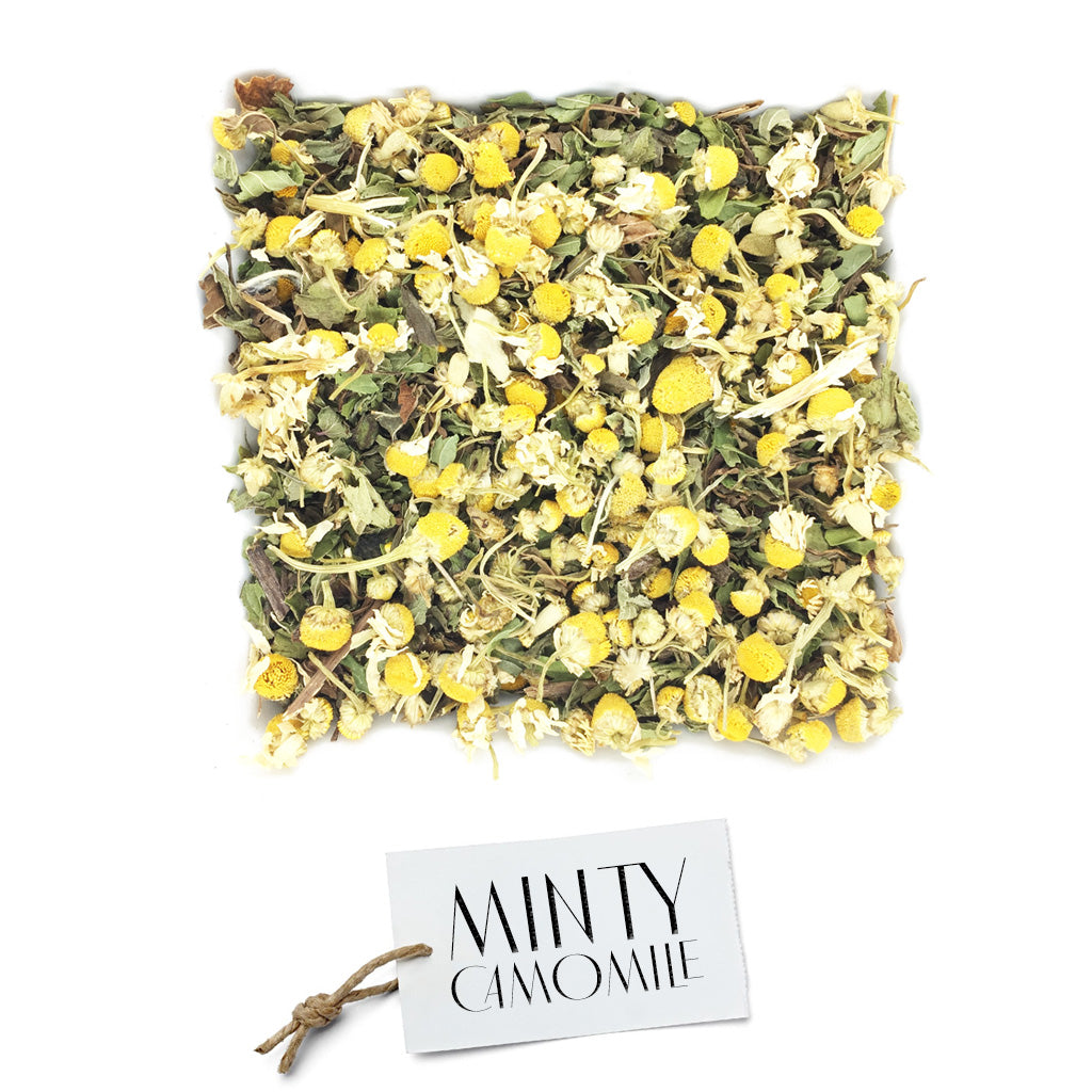 MINTY CAMOMILE