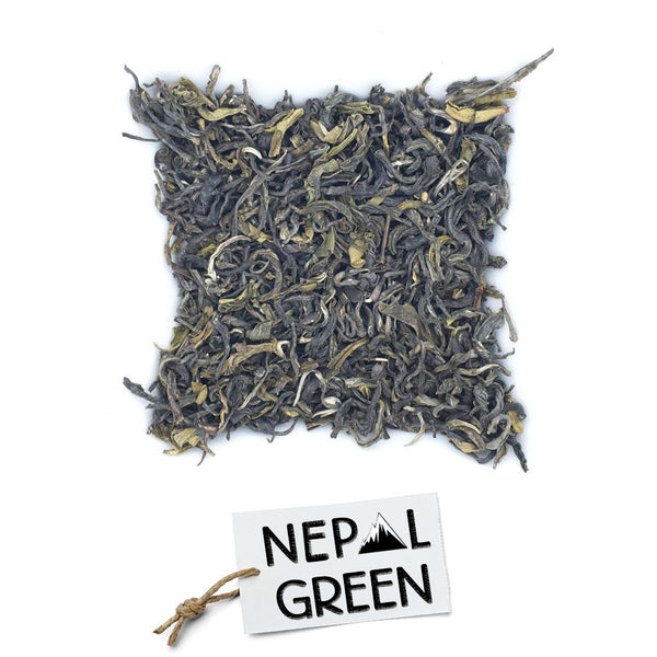 BRUU - The Gourmet Subscription Tea Club - Nepal Green -