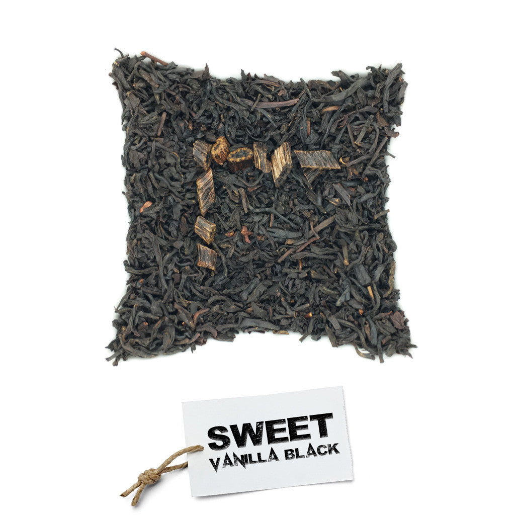 BRUU - The Gourmet Subscription Tea Club - Sweet Vanilla Black -