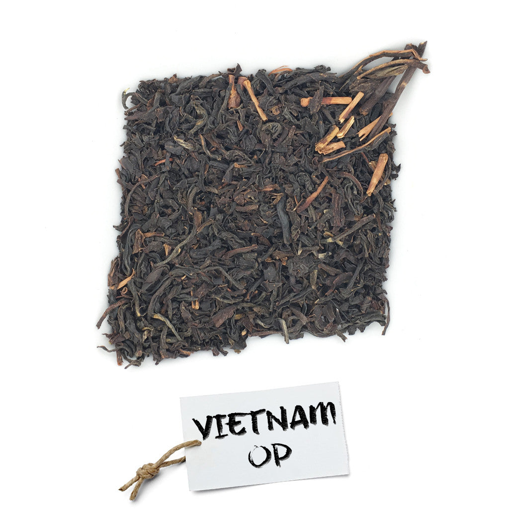 BRUU - The Gourmet Subscription Tea Club - Vietnam Op -