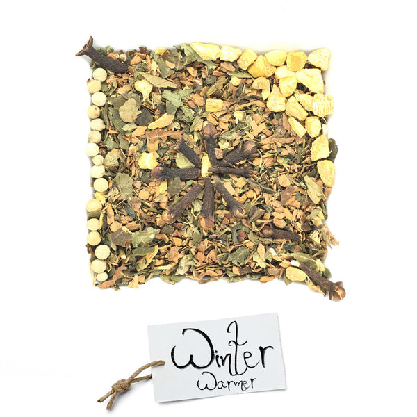 BRUU - The Gourmet Subscription Tea Club - Winter Warmer -