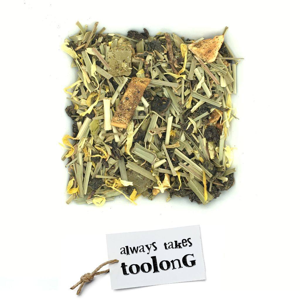 BRUU - The Gourmet Subscription Tea Club - Always takes tOolong -