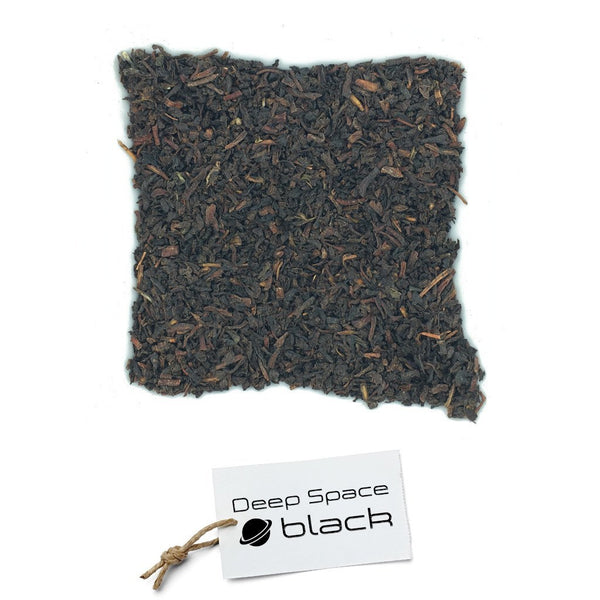 BRUU - The Gourmet Subscription Tea Club - Deep Space Black -