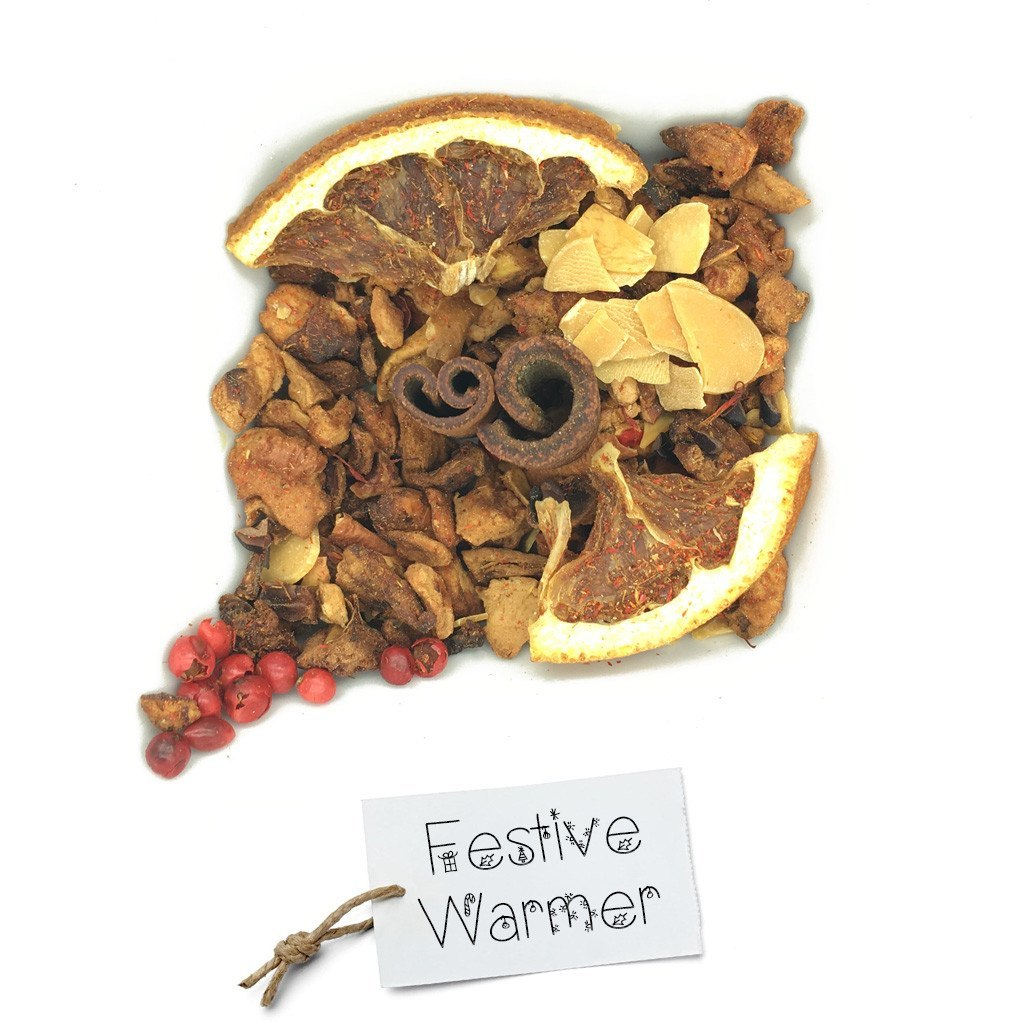BRUU - The Gourmet Subscription Tea Club - Festive Warmer -