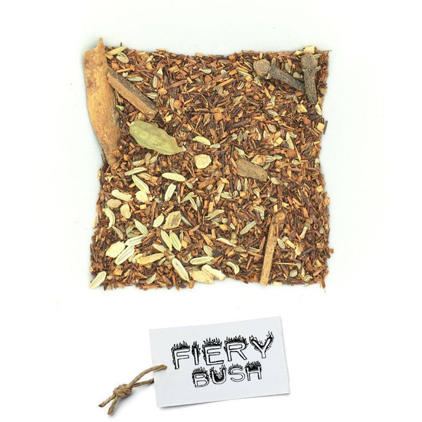 BRUU - The Gourmet Subscription Tea Club - Fiery Bush -