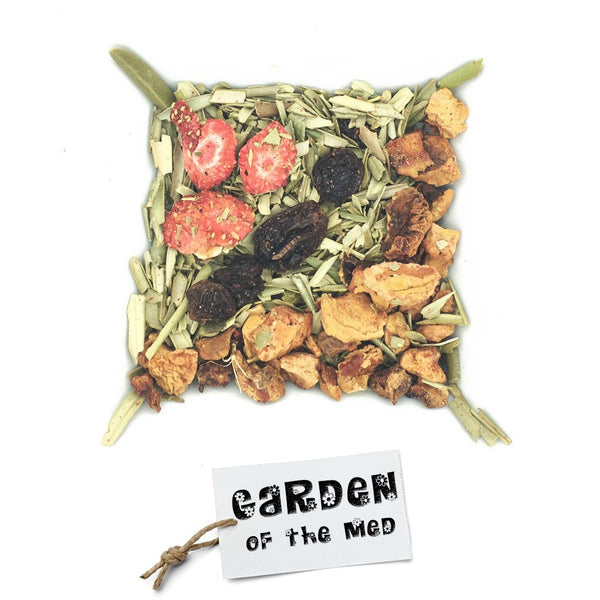BRUU - The Gourmet Subscription Tea Club - Garden Of The Med -