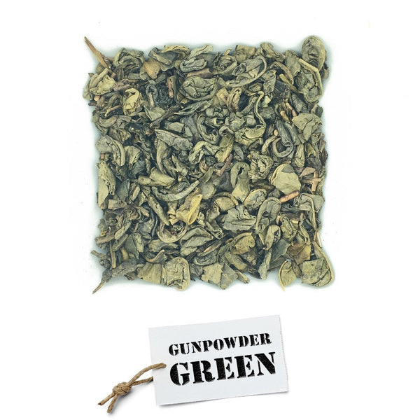 BRUU - The Gourmet Subscription Tea Club - Gunpowder Green -