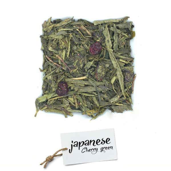 BRUU - The Gourmet Subscription Tea Club - Japanese Cherry Green -