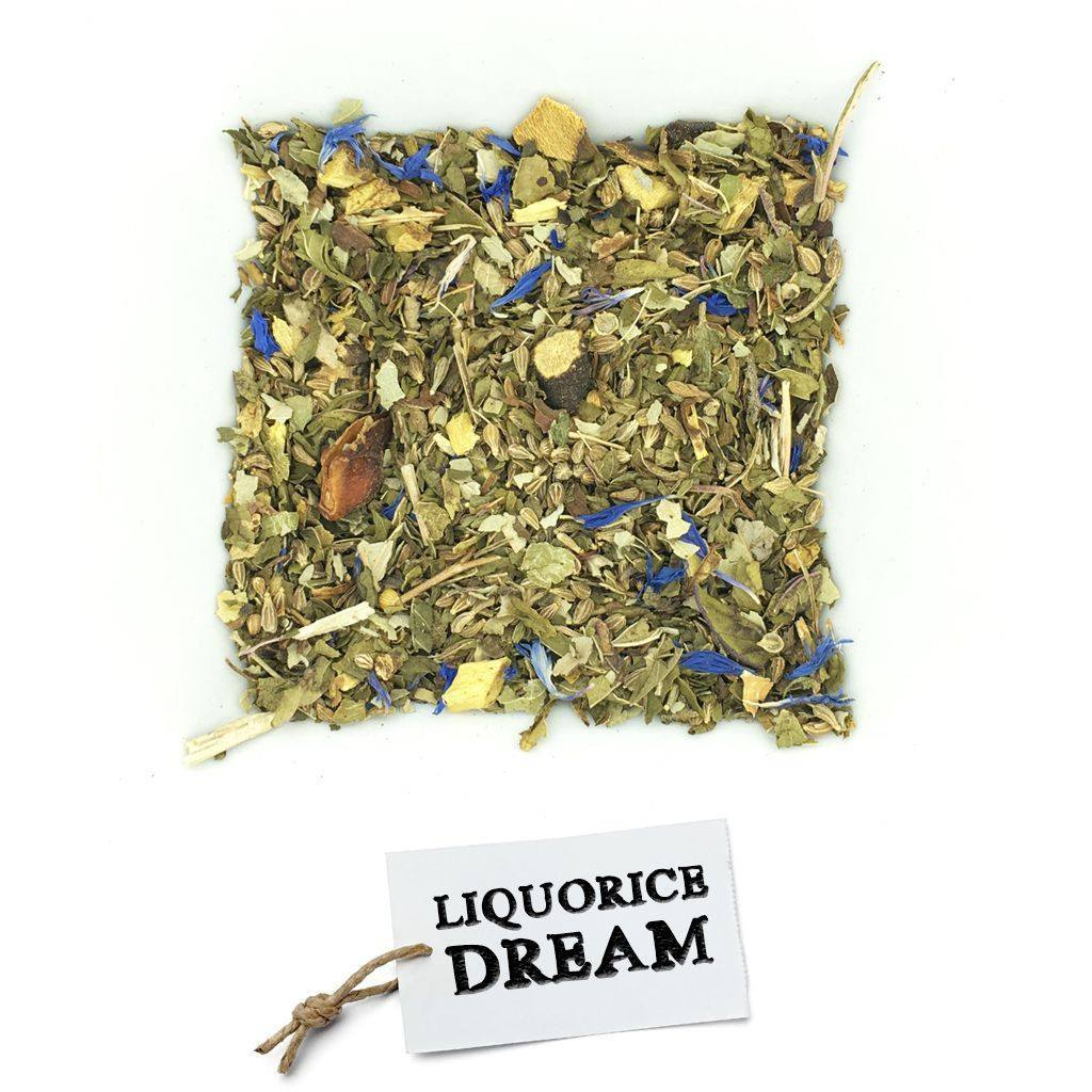 BRUU - The Gourmet Subscription Tea Club - Liquorice Dream -