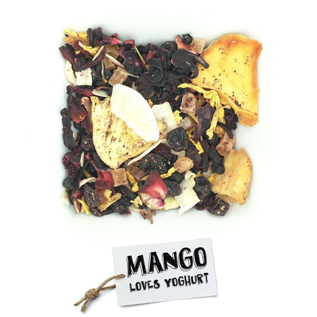 BRUU - The Gourmet Subscription Tea Club - Mango Loves Yogurt -