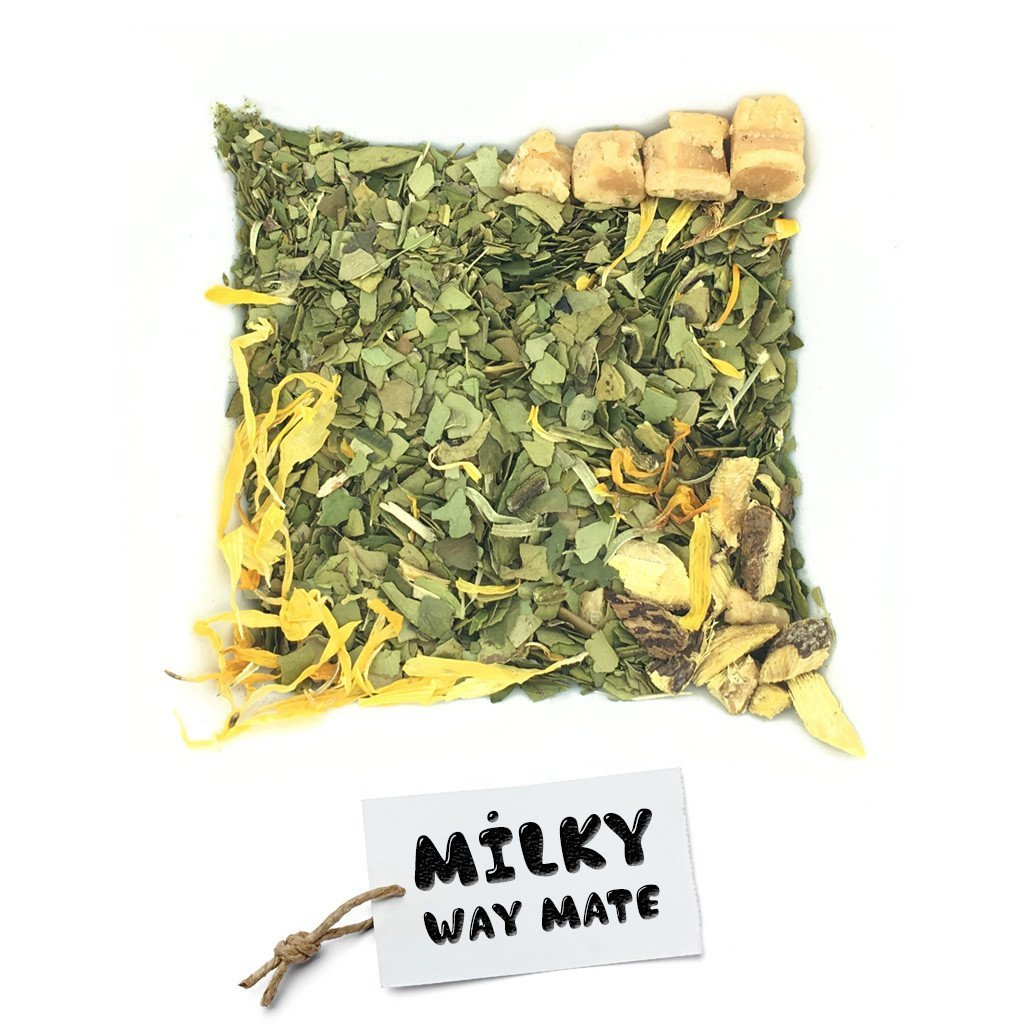 BRUU - The Gourmet Subscription Tea Club - Milky Way Mate -