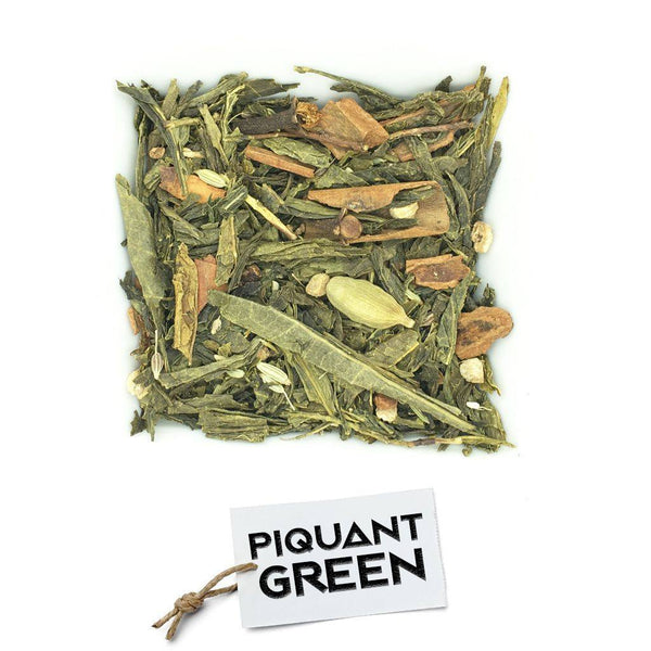 BRUU - The Gourmet Subscription Tea Club - Piquant Green -