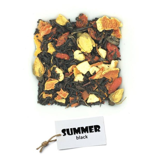 BRUU - The Gourmet Subscription Tea Club - Summer Black -