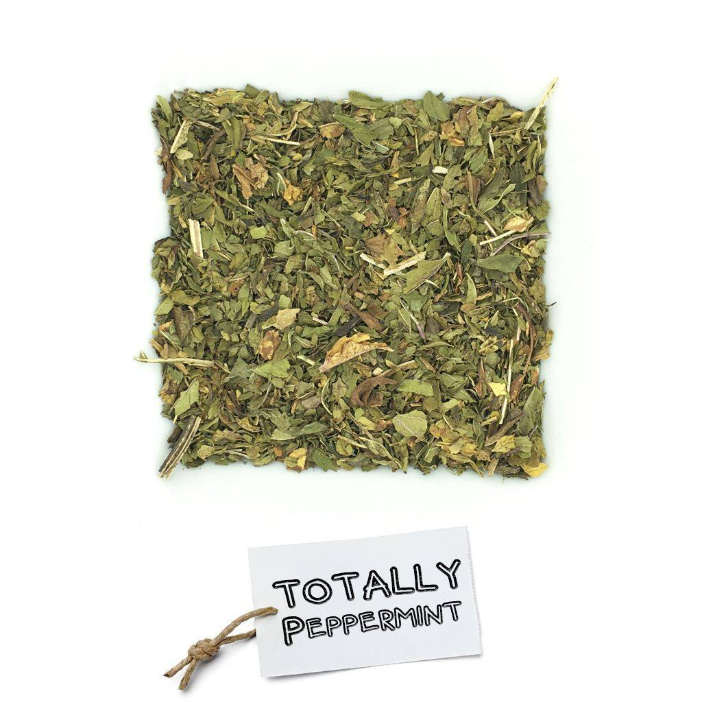 BRUU - The Gourmet Subscription Tea Club - Totally Peppermint -