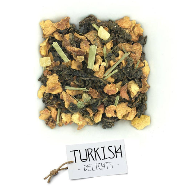 BRUU - The Gourmet Subscription Tea Club - Turkish Delights -