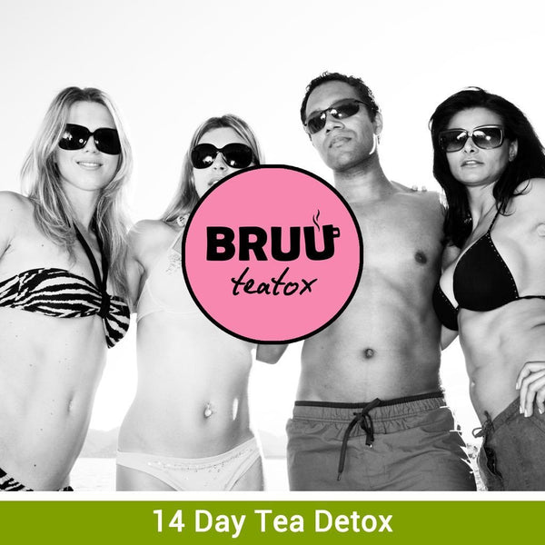 BRUU - The Gourmet Subscription Tea Club - 14 Day Teatox -   - 1