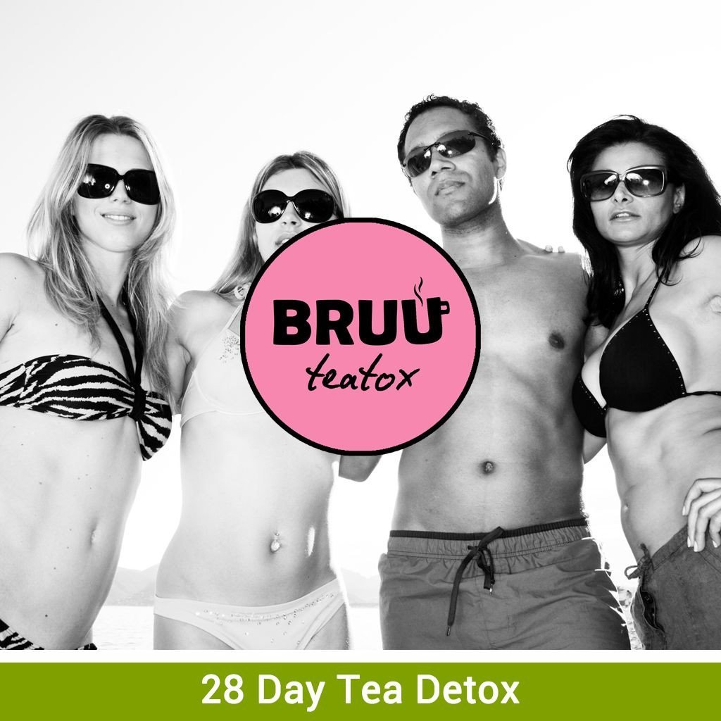 BRUU - The Gourmet Subscription Tea Club - 28 Day Teatox -   - 1