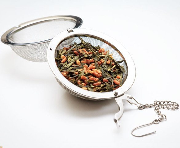BRUU - The Gourmet Subscription Tea Club - Tea egg infuser -