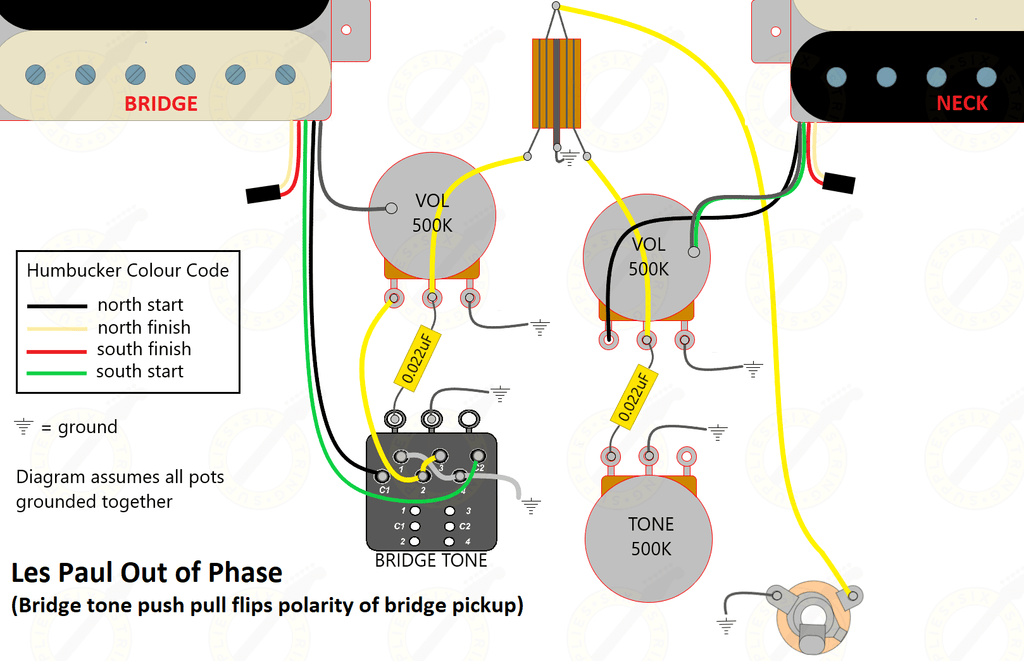 peter green out of phase les paul wiring diagram