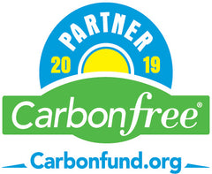 proud partner of carbonfund.org
