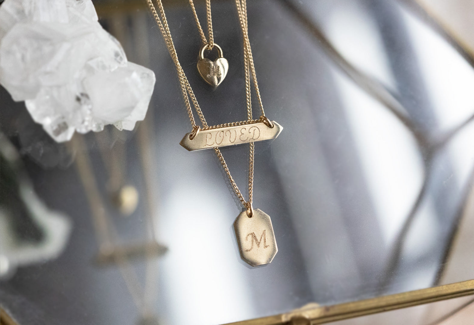 A Sneak Peak At Our Newest Collection: The Personalized Collection