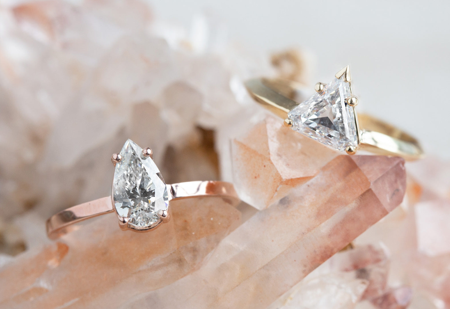 beautiful one of a kind diamond engagement rings