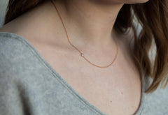 Sweetheart Diamond Necklace