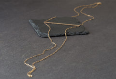 Long Linea Necklace