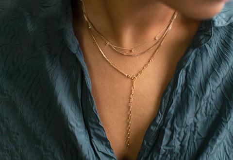 4-in-1 Cable Chain Necklace