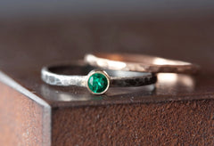 Emerald Stacking Band