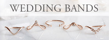 Discover and customize your wedding band