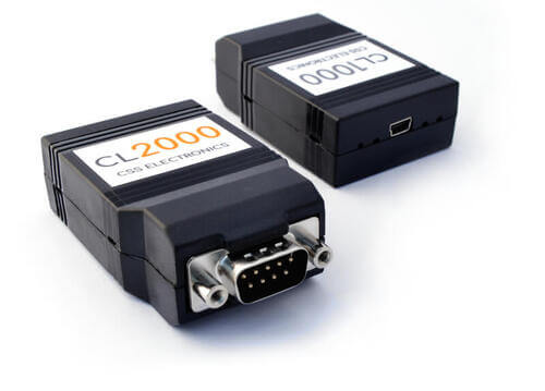 CLX000 Low Cost CAN Logger & Interface