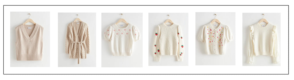 & Other Stories Sweaters