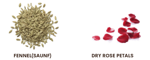 Benefits of eating Fennel seeds after lunch