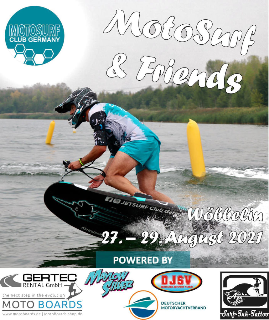 MotoSurf and Friends 2021 mit MotoBoards