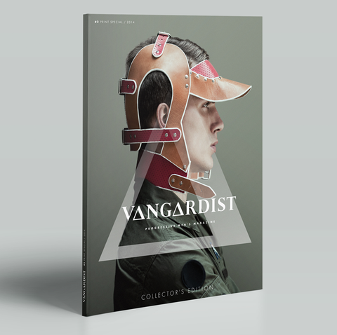 VANGARDIST Print Issue #2 - Collectors Edition