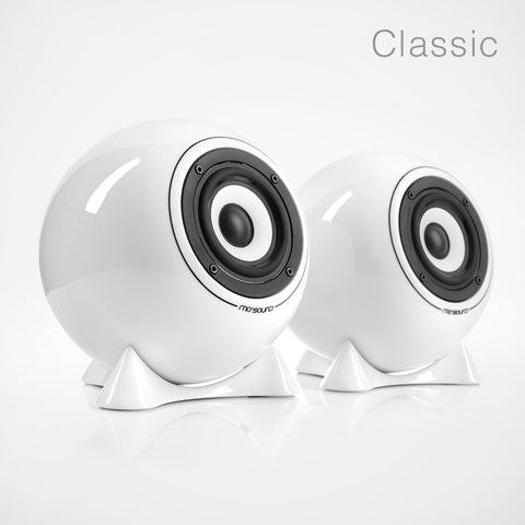 2 Ball Speakers by mo°sound