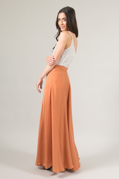 Nuts About You Maxi Skirt *Final Sale*