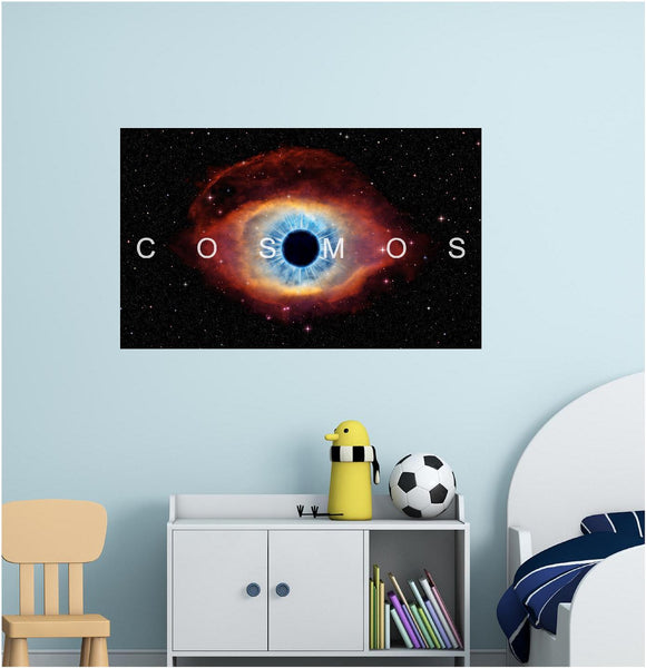 MiniMural: COSMOS 1 Nebula Wall Decal!