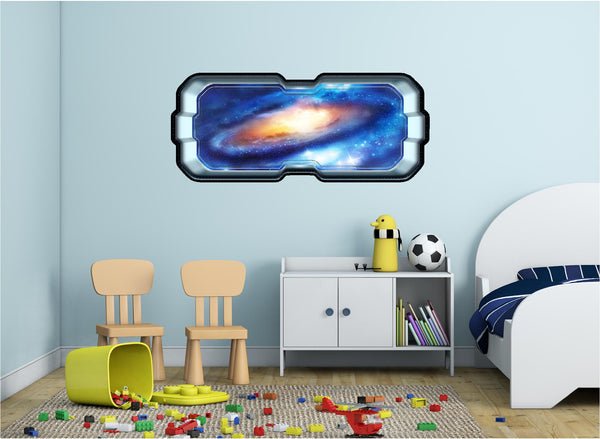 SpaceScape Milky Way Galaxy #1 Wall Decal!