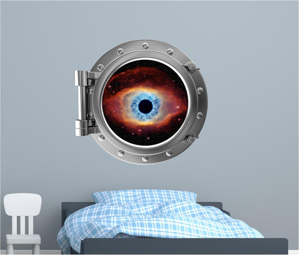 Portscape Cats Eye Nebula #2 Wall Decal!